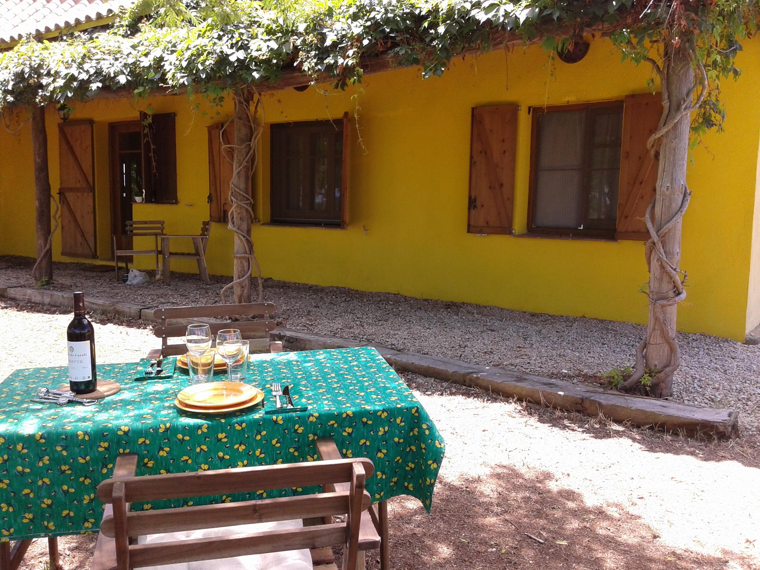 Un allotjament amb encant per gaudir d'un entorn privilegiat