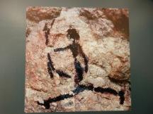 Pintures rupestres dels Abrics de l'Ermita.