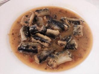 Anguila en Suc