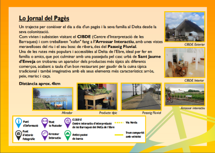 Ruta Lo Jornal del Pagès